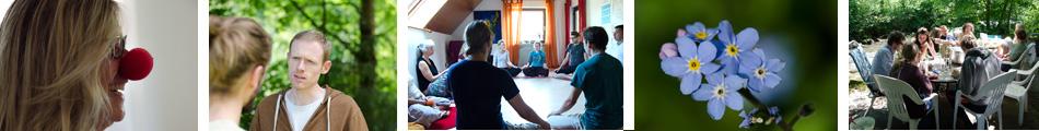 Präsenz - Gestalttherapie-Fortbildung am Gestalt-Forum Freiburg